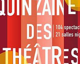 Quinzaine des théâtres