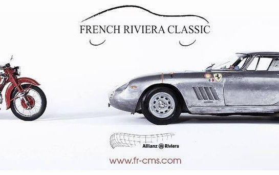 Nice - FRENCH RIVIERA CLASSIC MOTOR SHOW