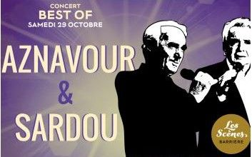 Nice - BEST OF AZNAVOUR & SARDOU