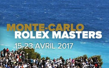 Nice - MONTE CARLO ROLEX MASTERS 2017