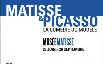 Nice - EXPO MATISSE ET PICASSO \