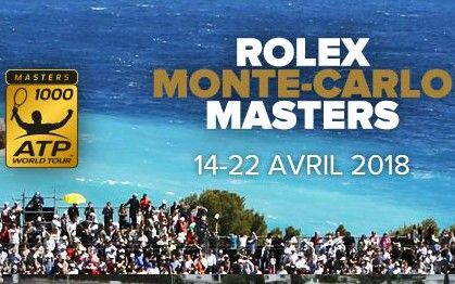 Nice - MONTE CARLO ROLEX MASTERS 2018