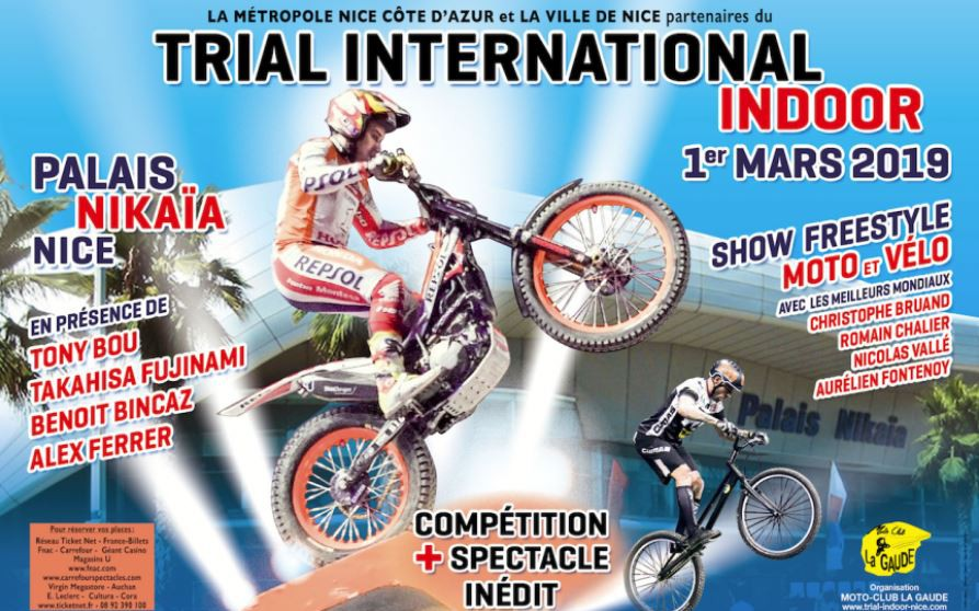 Nice - LE TRIAL INTERNATIONAL INDOOR DE NICE