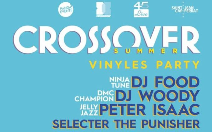 Nice - CROSSOVER SUMMER Vinyles Party