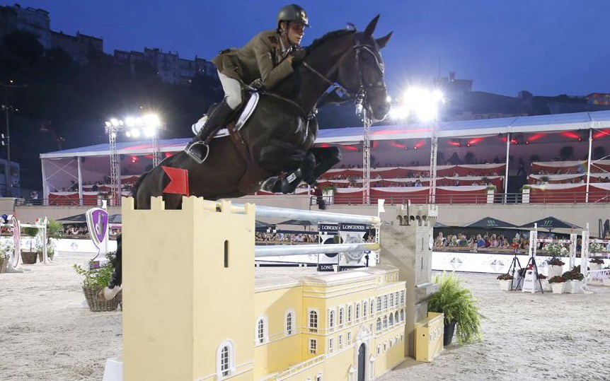 Nice - JUMPING INTERNATIONNAL DE MONTE-CARLO