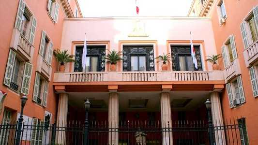 Nice - Mairie de Nice