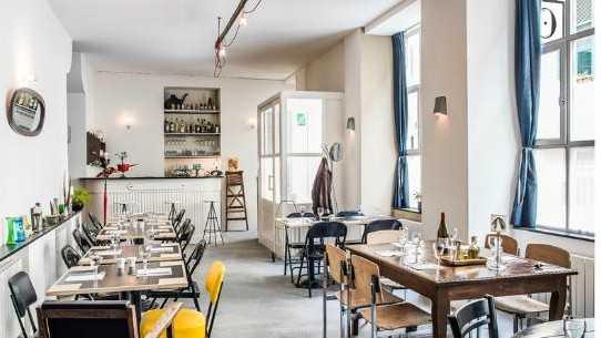 Nice - Restaurant Bel oeil