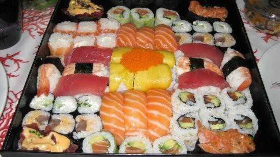 Nice - SushiShop nice Maccarani