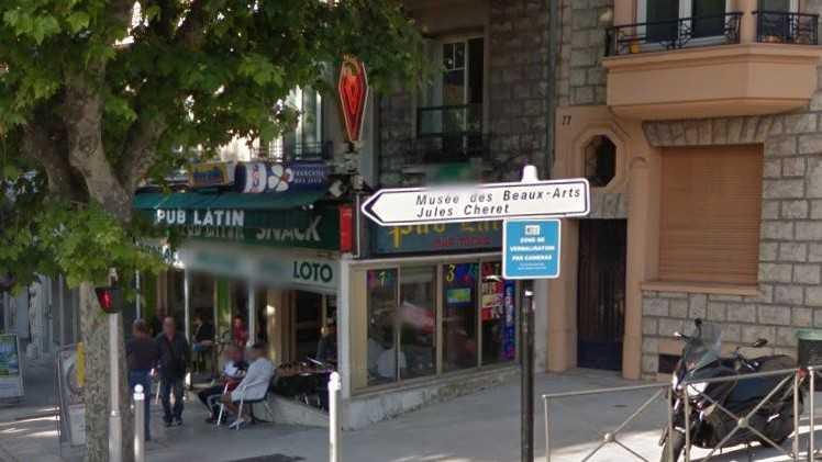 Nice - Tabac Le Pub Latin