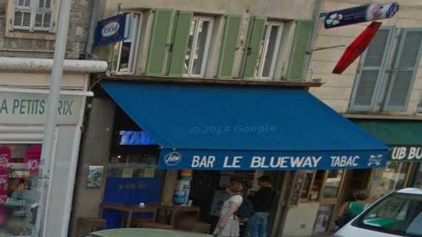 Nice - Tabac Le Blue Way