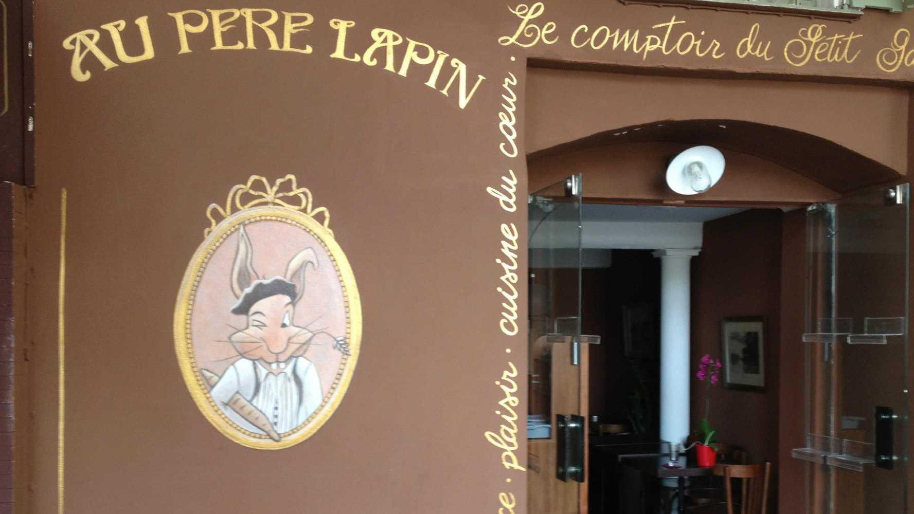 Nice - Au Père Lapin