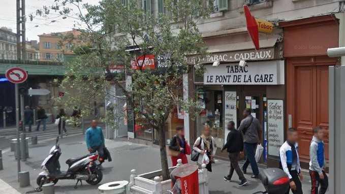 Nice - Tabac Le pont de la Gare