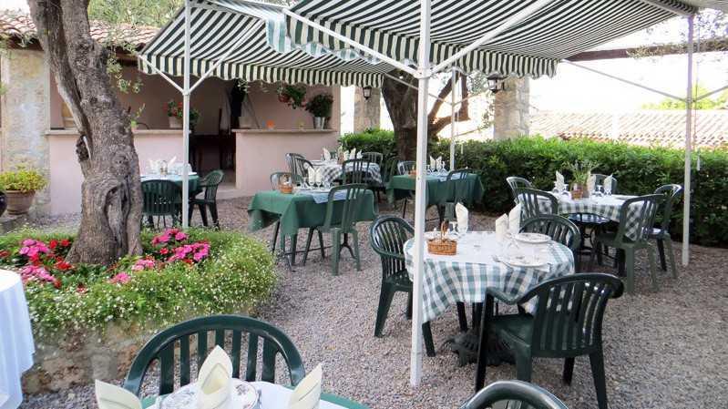 Auberge de l 39 aire saint michel cuisine ni oise nice for Restaurant cuisine nicoise nice
