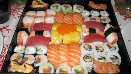 Nice - SushiShop nice Pastorelli