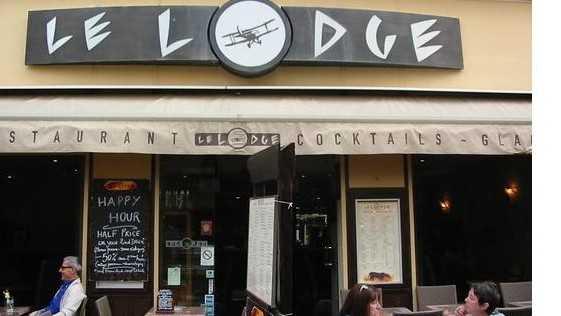 Nice - Restaurant Le Lodge