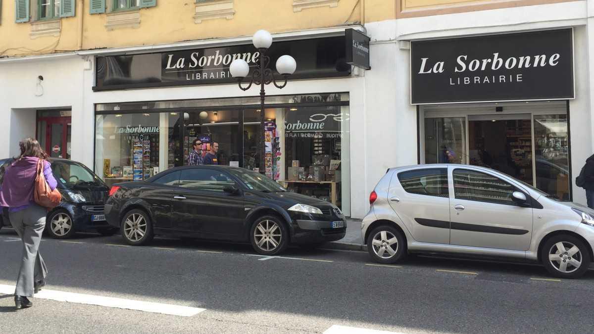 Nice - La Sorbonne Librairie Nice