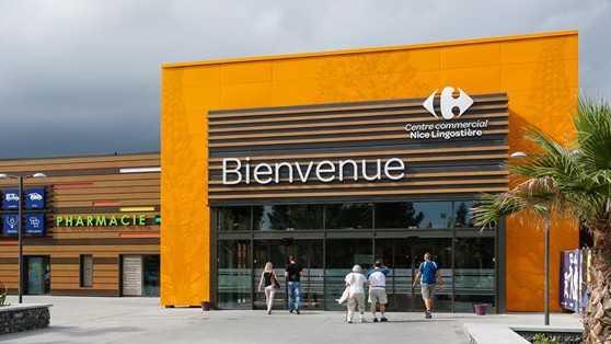 Nice - Carrefour Nice Lingostière