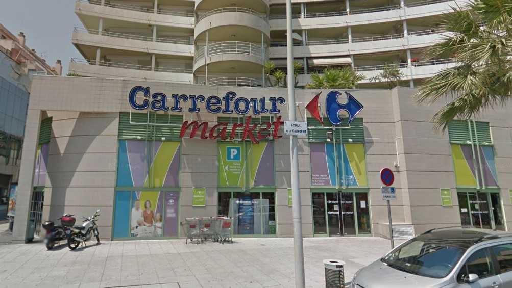 Nice - Carrefour Market Nice Californie