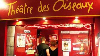 Nice - Théâtre des Oiseaux