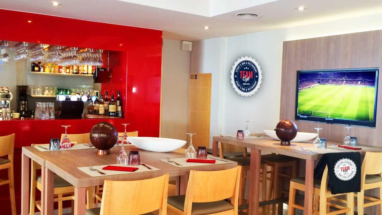 Nice - TEAM CAFE Sport's