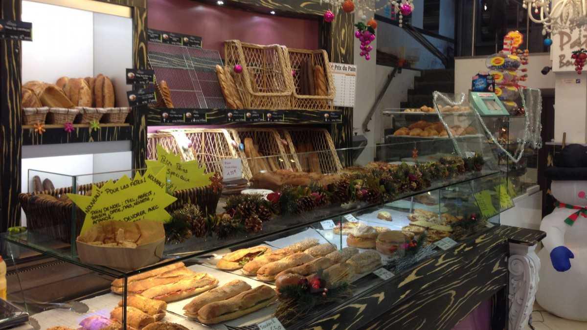 Nice - Boulangerie St François