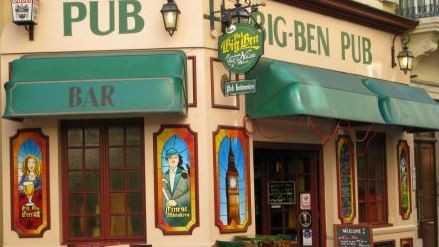 Nice - Pub Le Big Ben