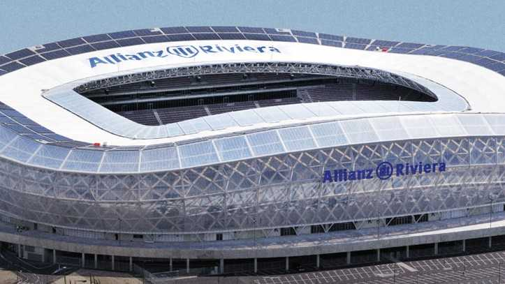 allianz riviera grand stade nice nice city life. Black Bedroom Furniture Sets. Home Design Ideas
