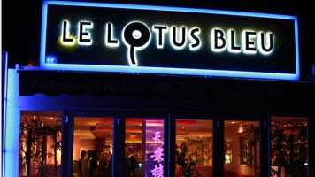 Nice - Le Lotus Bleu