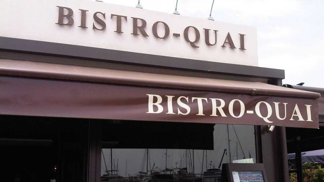 Le bistrot quai restaurants saint laurent du var - Bistrot du port nice ...