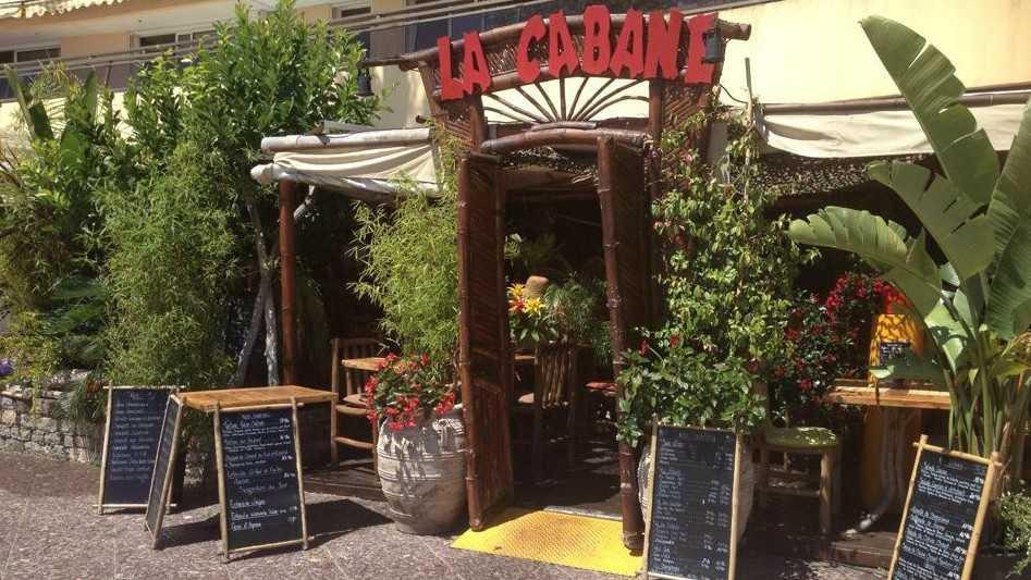 La cabane restaurants saint laurent du var nice city - Restaurant port de saint laurent du var ...