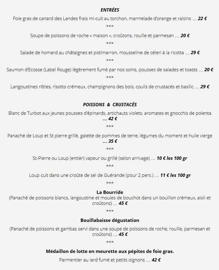 Gastronomie Loup grillé bourride bouillabaisse