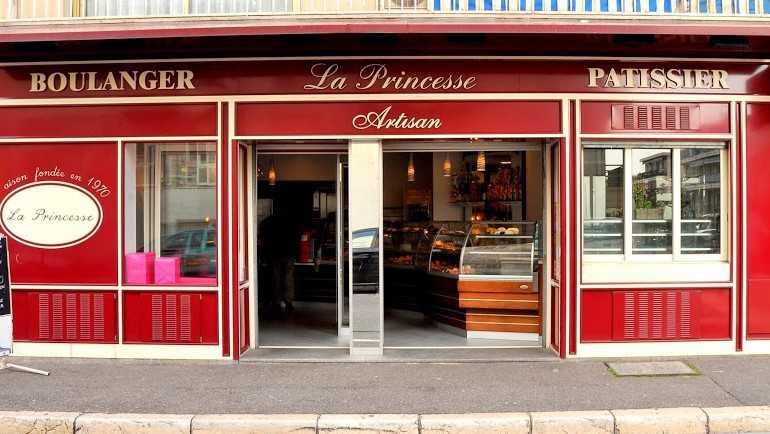 Nice - Boulangerie La Princesse