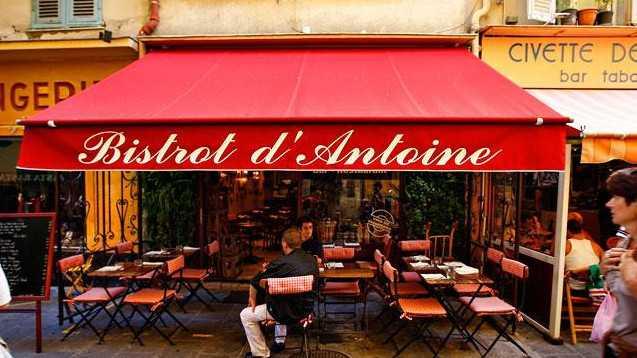 Nice - Bistrot d'Antoine