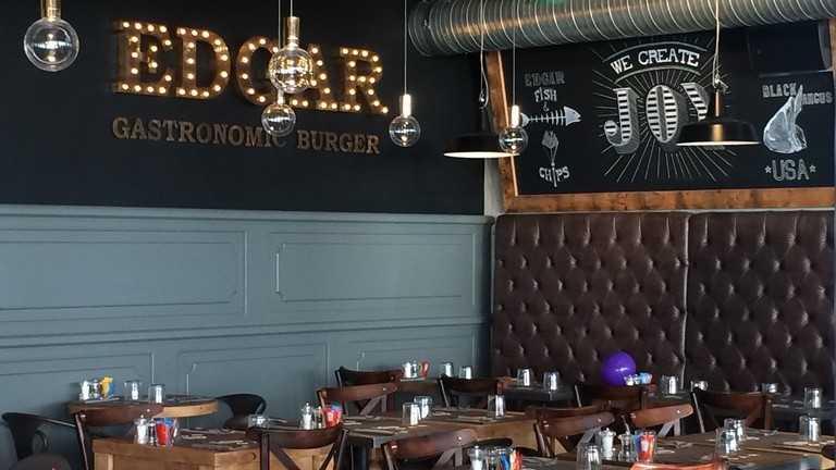 Nice - Edgar Gastronomic Burger