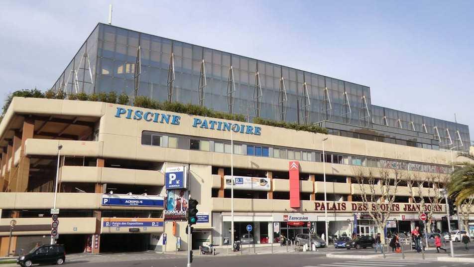 Nice - Patinoire de Nice Jean Bouin