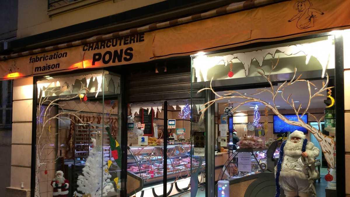 Nice - Charcuterie Pons
