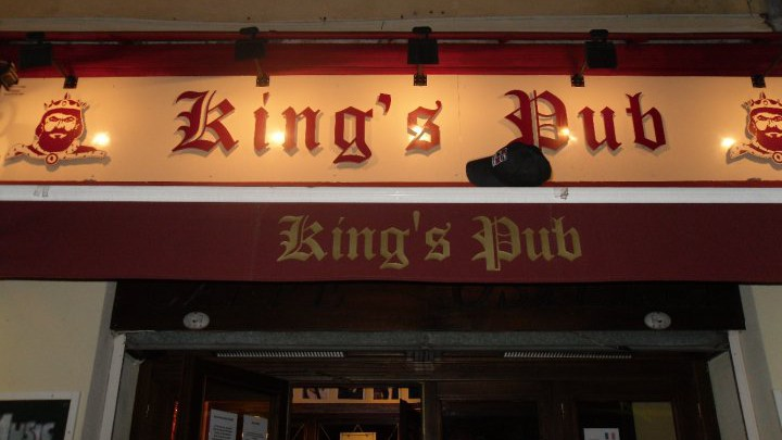Nice - King's Pub