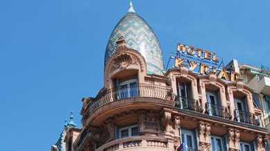 Nice - Hôtel Kyriad Nice Gare ***