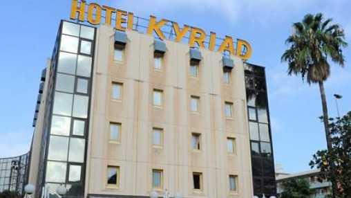 Nice - Hotel Kyriad Nice Stade **