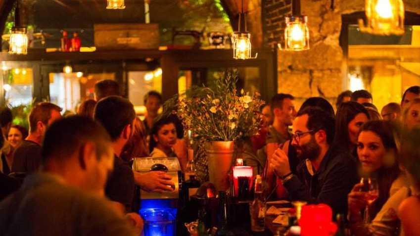 Nice - Le Bar'Oc