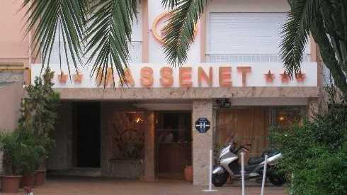 Nice - Hôtel MASSENET
