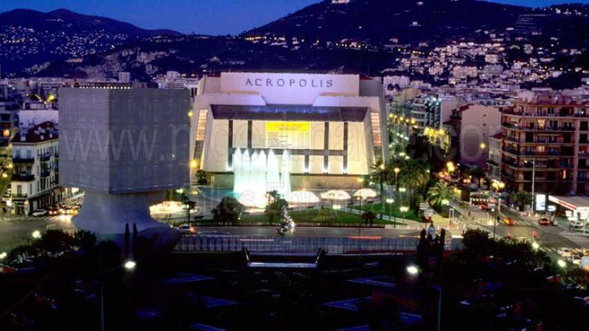 Nice - PALAIS DES EXPOSITIONS ACROPOLIS