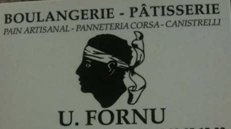 Nice - Boulangerie Patisserie U.FORNU