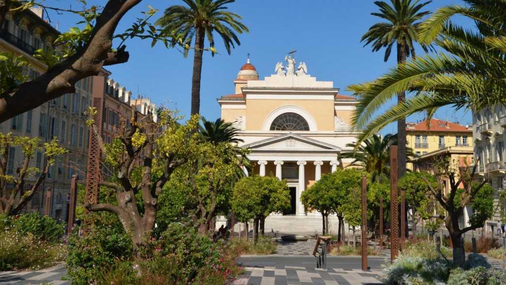 Nice - Eglise Saint Jean Baptiste dite
