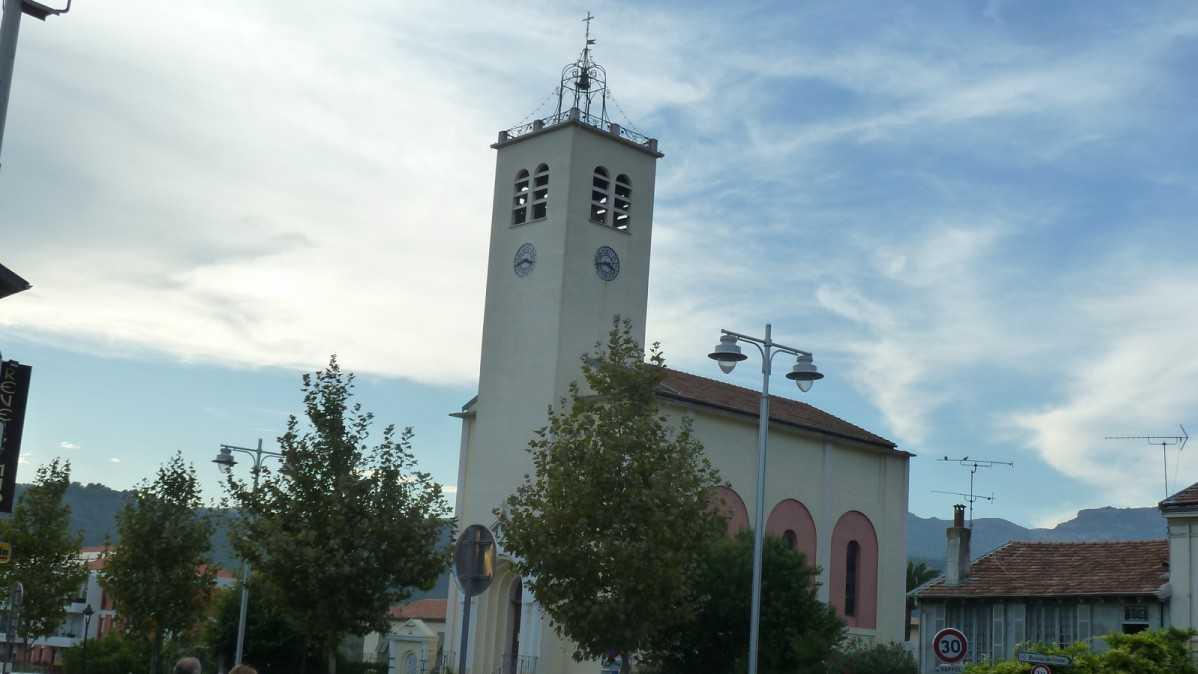 Nice - Eglise Notre Dame du Rosaire