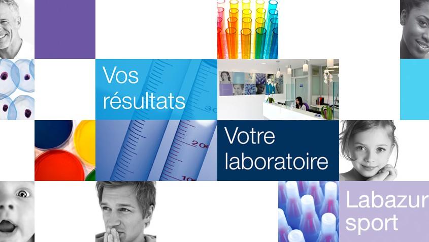 Nice - Laboratoire Labazur Magnan