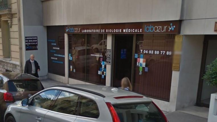 Nice - Laboratoire Labazur Rivoli