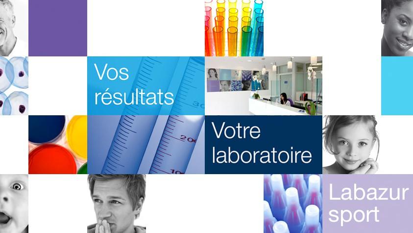 Nice - Laboratoire Labazur Felix Faure