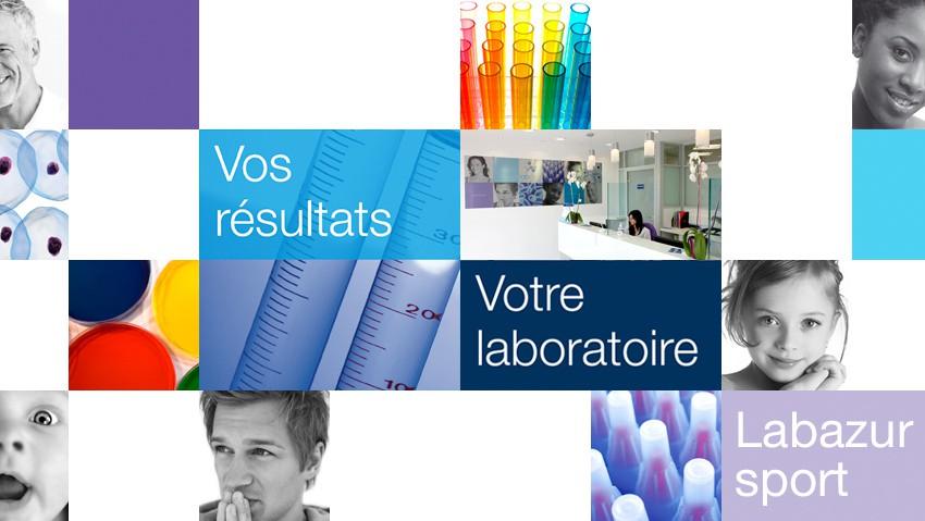 Nice - Laboratoire Labazur Max barel
