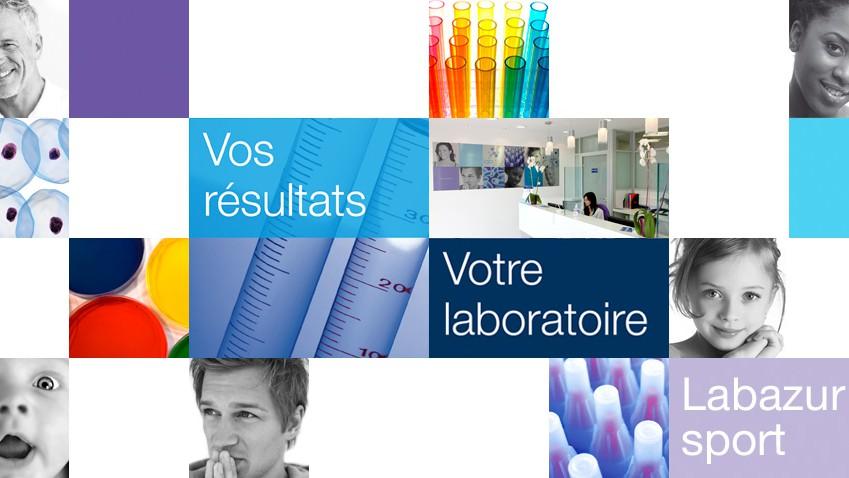 Nice - Laboratoire Labazur Foch